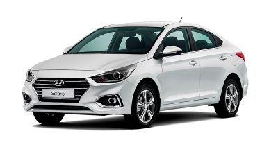 Hyundai Solaris Promo