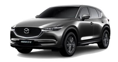 Mazda CX-5 new